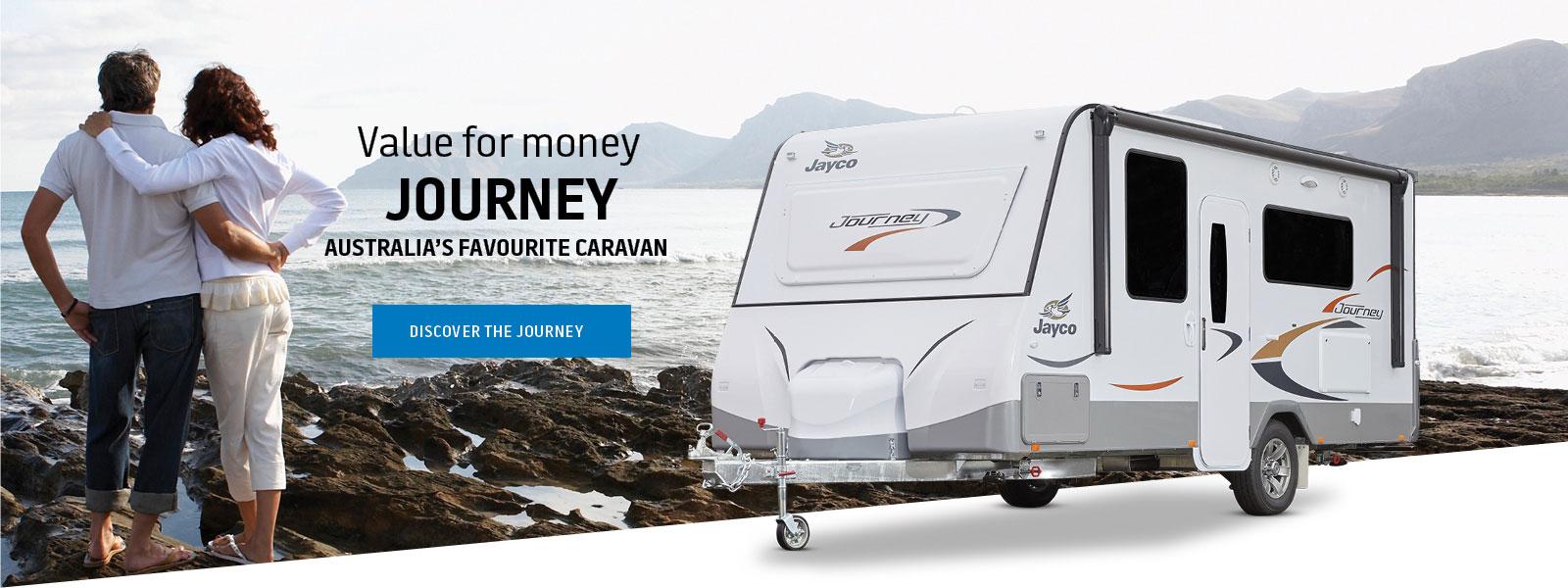 2019 06 06 Web Banners 1600x600 Journey - 2019 Jayco JOURNEY CARAVAN