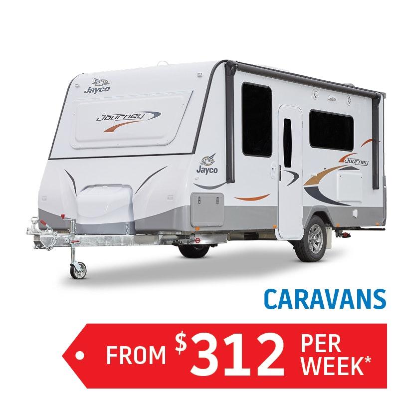 caravans - Jayco EOFY Deals